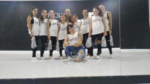 Las chicas de Dancer Dreams fueron animadoras