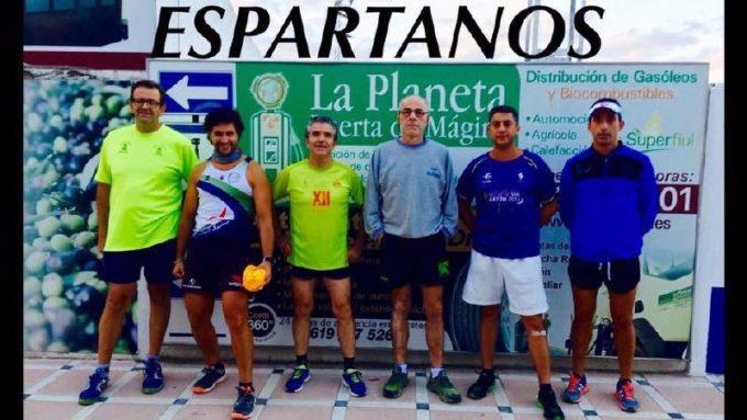 Grupo Los Espartanos