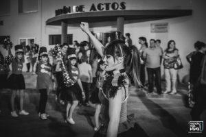 Dancer Dreams en el desfile