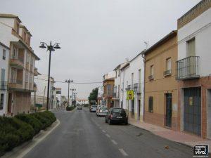 La Lonja o ctra de Jaén