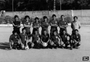 Mancha Real C.F. en 1981