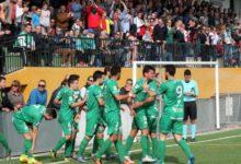 Photo of Sacrificio y buen juego en el triunfo de los verdes ante el Real Murcia, 3-1, Fotos