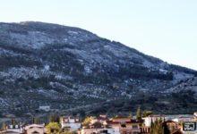 Photo of Se dejan ver los primeros copos de nieve del otoño sobre Mancha Real