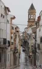 Lluvia en las calles