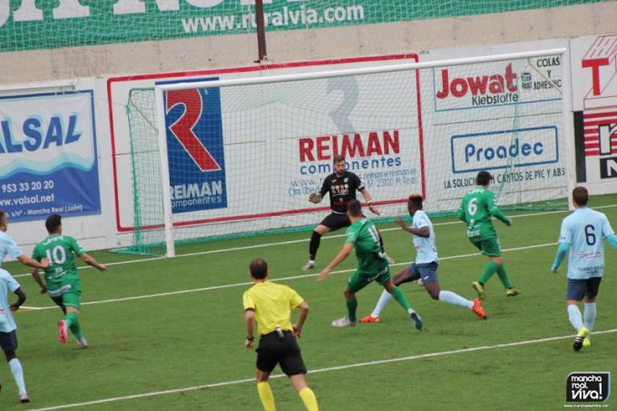 Primer gol de Airam que significaba el 2-1