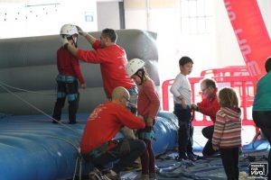 Muchas actividades para los más pequeños