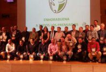 Photo of Juan Arsenal y Martín Jiménez reciben un premio en la Asamblea Informativa anual de entrenadores