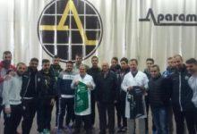 Photo of Los verdes visitan la empresa Andel y ya preparan el desplazamiento a La Roda
