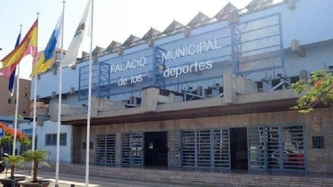 Palacio Municipal de Deportes donde tuvo lugar el campeonato