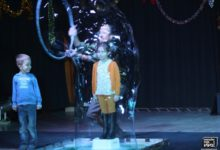 Photo of El espectáculo 100% Burbujas hace disfrutar a niños y mayores