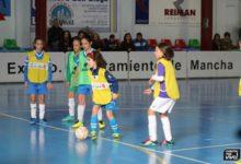Photo of La I Concentración Femenina de Fútbol Sala reune a un centenar de niñas en Mancha Real
