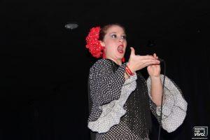 Ana María Galvín, voz espectacular
