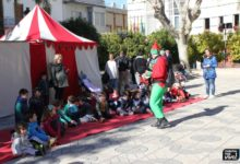 Photo of Papá Noel visitó a los niños de Mancha Real en la Nochebuena