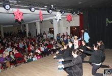Photo of Los alumnos de Bailomaná interpretan la obra «Mary Poppins»