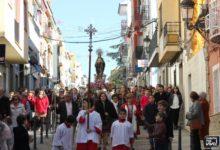 Photo of La Inmaculada recorre las calles de Mancha Real en un espléndido día