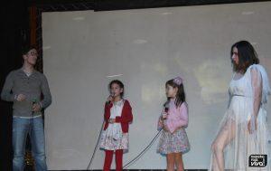 Buen broche final con los alumnos de canto