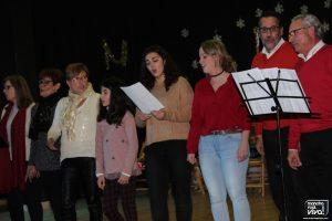 Alumnos de canto