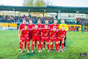 El equipo del Mérida de inicio