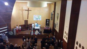 Celebrando la Eucaristía