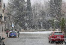 Photo of Llegan a Mancha Real los primeros copos de nieve de la ola de frío polar