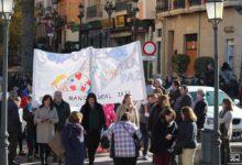 Photo of Decenas de niños de Mancha Real celebran el «Día de la Paz y la No Violencia»
