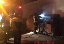 Photo of Mancha Real sufre 24 horas de vandalismo con quema de contenedores