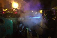 Photo of La Policía Local pone a disposición judicial a la presunta autora de la quema de contenedores