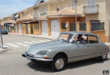 Photo of Joyas sobre ruedas de Mancha Real – Citroen DS (Tiburón)