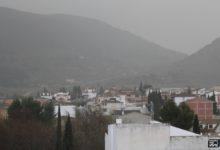 Photo of Fuerte tormenta con gran aparato eléctrico sobre Mancha Real