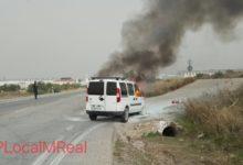 Photo of Incendio de una furgoneta en el polígono de Mancha Real