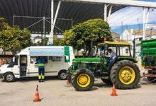 Photo of La ITV Móvil para vehículos agrícolas se desplaza a Mancha Real