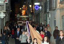 Photo of Los carpinteros de Mancha Real acompañan en Procesión a su Patrón San José