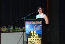 Photo of Noelia Rosa con un brillante Pregón levantó el telón de «Mancha Real es de Cine»