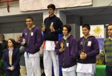 Photo of El mancharrealeño Antonio Sánchez se proclama Campeón Infantil de Kárate de Andalucía
