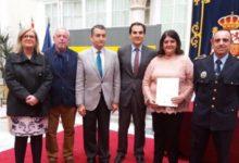 Photo of La Alcaldesa de Mancha Real firma el acuerdo contra la violencia de género VioGén