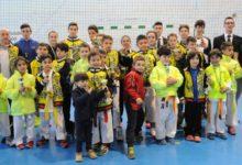 Photo of Gran nivel de los alumnos mancharrealeños en el Campeonato Provincial de Kárate