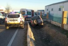 Photo of Accidente de un todoterreno en Mancha Real con un herido leve