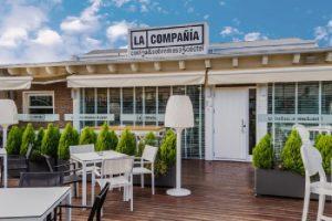 Restaurante La Compañía donde se celebra