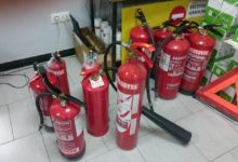 Photo of Acto de vandalismo al robar extintores y vaciarlos en las calles de Mancha Real
