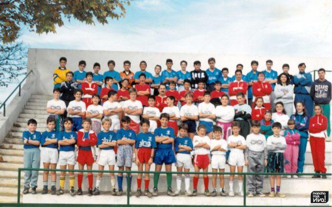 Asociación Deportiva en sus comienzos