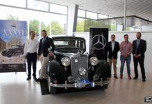 Photo of Presentación de la XXXVI Ruta del Olivo de coches veteranos y clásicos que pasará por Mancha Real