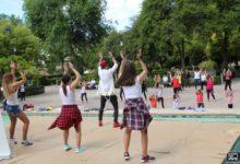 Photo of Comienza «Mancha Real Entrena» con Yoga y al ritmo de Zumba