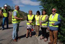 Photo of Ya están en marcha las obras de emergencia de la carretera de Sotogordo