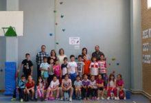 Photo of El CEIP San José de Calasanz inaugura un Rocódromo y entrega los premios de dibujo y cuentos