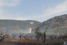 Photo of Se declara un incendio en Mancha Real, en la salida hacia la carretera de Pegalajar