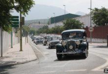 Photo of Medio centenar de «Joyas Rodantes» pasan por Mancha Real en la XXXVI Ruta del Olivo