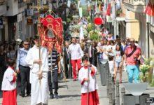 Photo of El Corpus Christi se vivió en Mancha Real con gran fervor y altas temperaturas