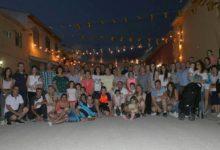 Photo of Los vecinos de la aldea de «Las Canteras» celebran sus fiestas de convivencia