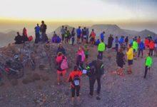 Photo of Amanecer a 2036 m. de altura. Subida Nocturna al Almadén 2017