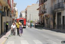 Photo of La explosión de un transformador crea confusión en la calle Martínez de la Hoz de Mancha Real